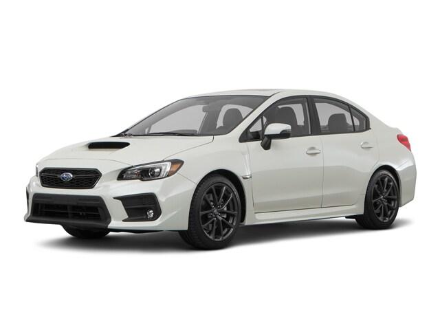 2018 Subaru WRX Limited with Navigation System, Harman Kardon Ampl Sedan