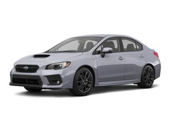 New 2018 Subaru WRX Limited with Navigation System, Harman Kardon Amplifier & Speakers, Rear Cross Traffic Alert, and Starlink Sedan in Hadley, MA