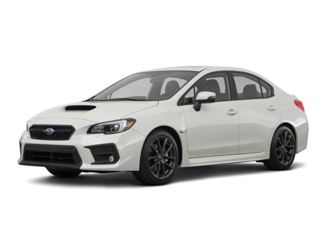 New 2018 Subaru WRX Limited Sedan in Bangor
