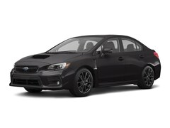 New 2018 Subaru WRX Limited Sedan Portland Maine