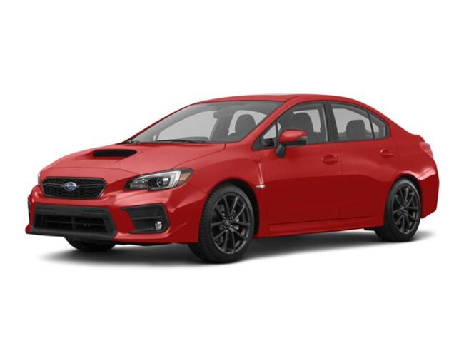 New 2018 Subaru WRX Limited (M6) Sedan near Boston