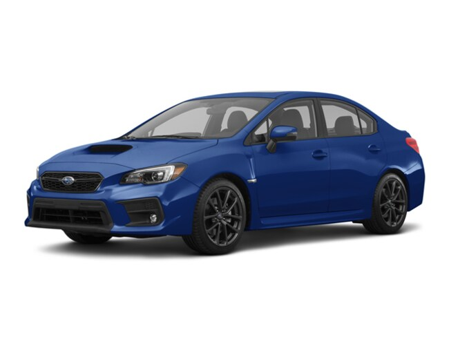 New 2018 Subaru WRX Limited (M6) Sedan near Boston