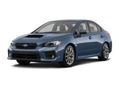 New 2018 Subaru WRX Limited 50th Anniversary Edition Sedan Portland Maine