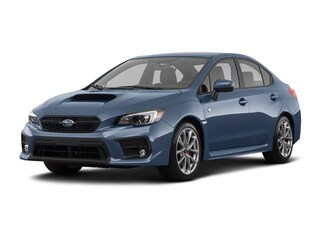 2018 Subaru WRX Limited 50th Anniversary Edition