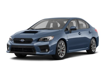 2018 Subaru WRX Limited 50th Anniversary Edition Sedan