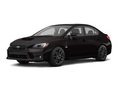 2018 Subaru WRX Limited with Navigation System, Harman Kardon Amplifier & Speakers, Rear Cross Traffic Alert, and Starlink Sedan