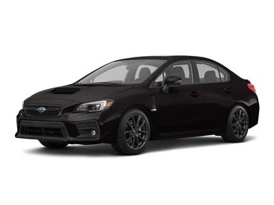 2018 Subaru WRX Limited with Navigation System, Harman Kardon Amplifier & Speakers, Rear Cross Traffic Alert, and Starlink Sedan