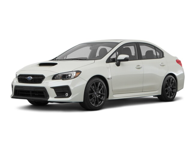 New 2018 Subaru WRX Limited with Starlink Sedan in Bangor