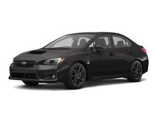 2018 Subaru WRX Limited with Sedan