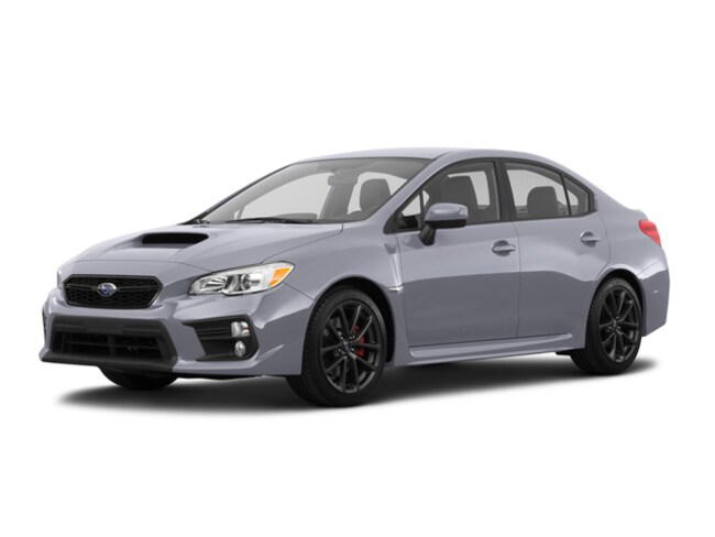 New 2018 Subaru WRX Premium Sedan in Pittsburgh, PA