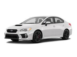 2018 Subaru WRX Premium (M6)