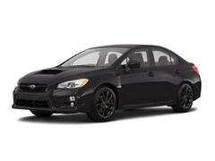 New 2018 Subaru WRX Premium Sedan Near Cleveland