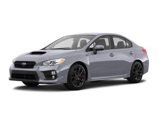 2018 Subaru WRX Premium (M6) Sedan