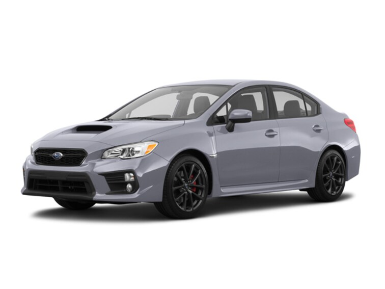 2018 Subaru WRX Premium AWD Premium  Sedan 6M
