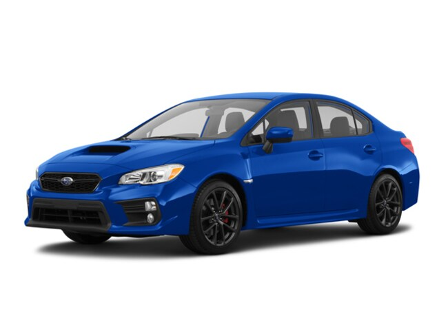 New 2018 Subaru WRX Premium (M6) Sedan in Bangor