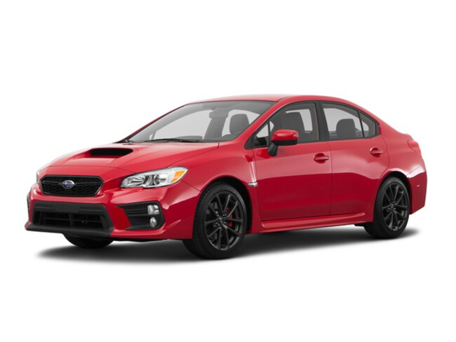 New 2018 Subaru WRX Premium (M6) Sedan near Boston