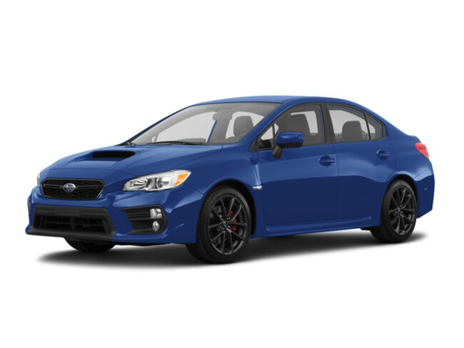New 2018 Subaru WRX Premium (M6) Sedan for sale at Hunter Subaru in Hendersonville, NC