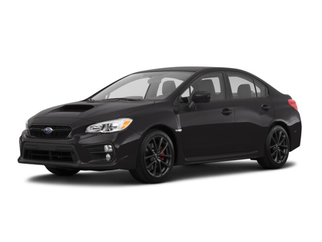 New 2018 Subaru WRX Premium Sedan in Marysville, WA