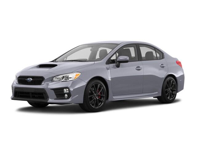 New 2018 Subaru WRX Premium Sedan Twin Falls ID