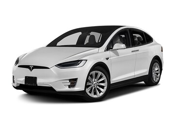 2018 Tesla Model X SUV