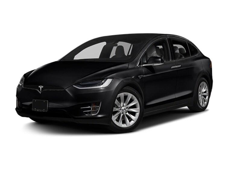 Used 2018 Tesla Model X P100D SUV for sale in New Bern, NC at Riverside Subaru