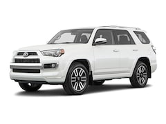 New 2018 Toyota 4Runner Limited SUV in Laredo, TX
