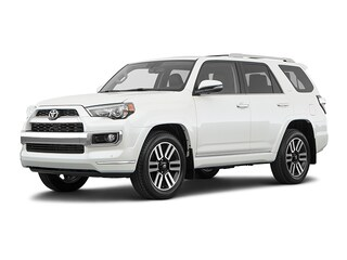 New 2018 Toyota 4Runner Limited SUV T2511 in Cadillac, MI