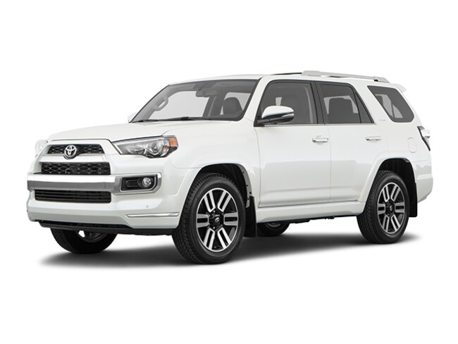 New 2018 Toyota 4Runner Limited SUV Haverhill, Massachusetts