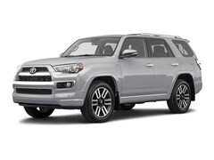 New 2018 Toyota 4Runner Limited SUV 586018 in Chico, CA
