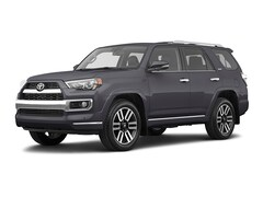 New 2018 Toyota 4Runner Limited SUV in El Paso, TX