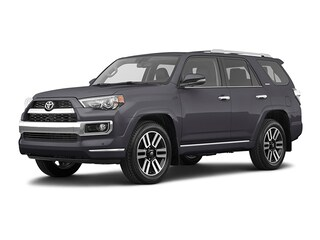 New 2018 Toyota 4Runner Limited SUV Arlington