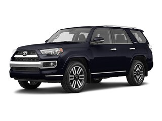 New 2018 Toyota 4Runner Limited SUV serving Baltimore