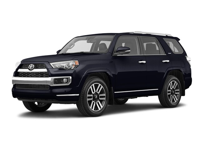 2018 Toyota 4Runner Limited 4D Sport Utility For Sale in Redwood City, CA