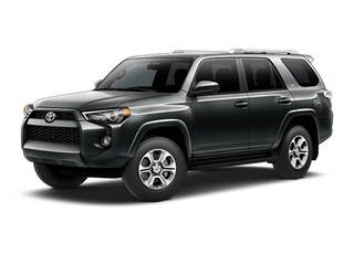 New 2018 Toyota 4Runner SR5 SUV in Ontario, CA