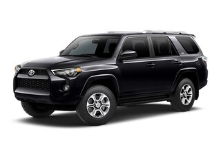 New 2018 Toyota 4Runner SR5 SUV in Bossier City, LA