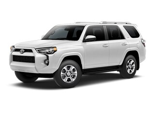 New 2018 Toyota 4Runner SR5 SUV Winston Salem, North Carolina