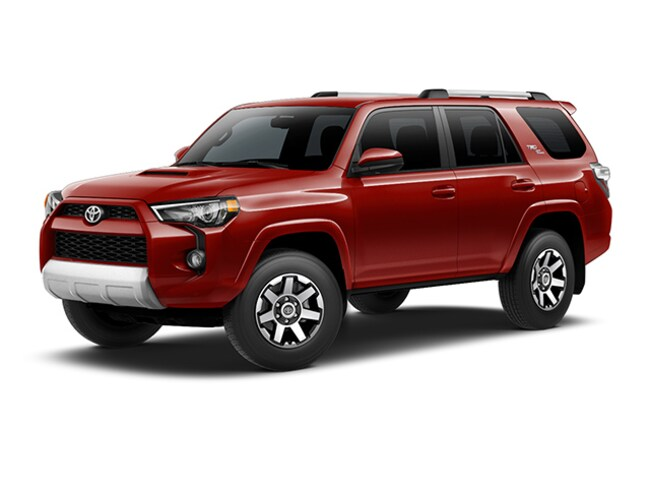 New 2018 Toyota 4Runner TRD Off Road SUV for sale in Greenfield
