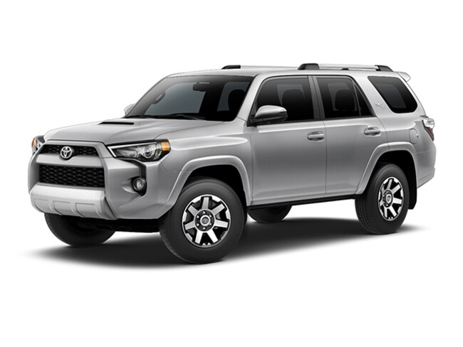 New 2018 Toyota 4Runner TRD Off Road SUV Silver Spring, MD