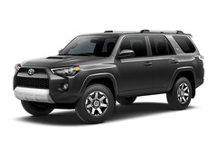 New 2018 Toyota 4Runner TRD Off Road SUV near Hartford