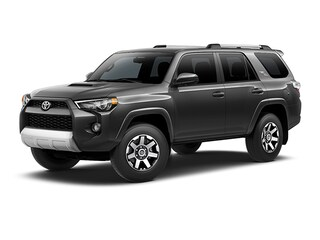 2018 Toyota 4Runner TRD Off Road SUV JTEBU5JR4J5589948