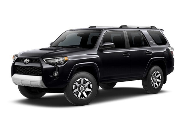 New 2018 Toyota 4Runner TRD Off Road SUV for sale in the Brunswick, OH