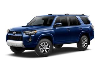 New 2018 Toyota 4Runner TRD Off Road SUV