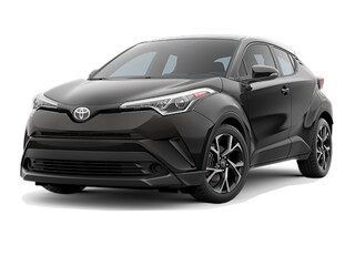 New 2018 Toyota C-HR XLE SUV in Ontario, CA