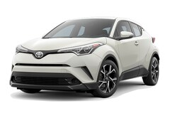 New 2018 Toyota C-HR XLE SUV in Hiawatha, IA