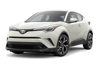 New 2018 Toyota C-HR XLE SUV in Shreveport near Texarkana