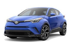 New 2018 Toyota C-HR XLE SUV in Early, TX