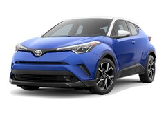New 2018 Toyota C-HR SUV JR05AC48 in Burlington, NJ