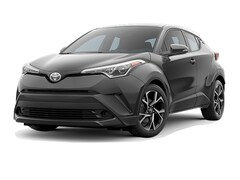 Certified Pre-Owned 2018 Toyota C-HR XLE FWD (Natl) NMTKHMBX0JR063101 in Pocatello, ID