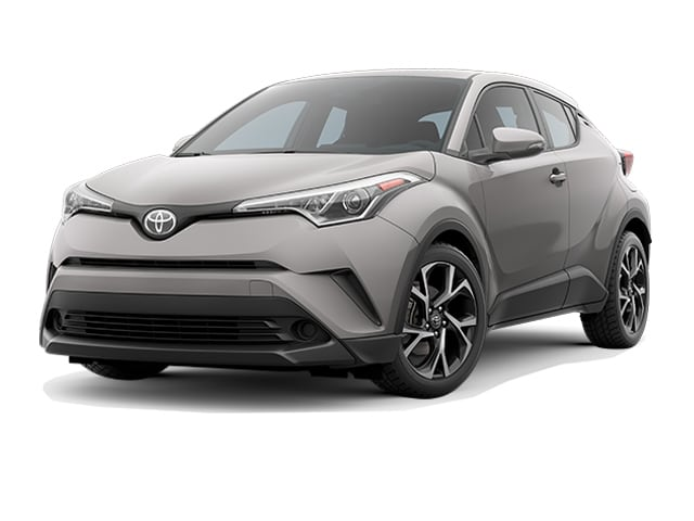 New 2018 Toyota C-HR XLE SUV Lawrence, Massachusetts