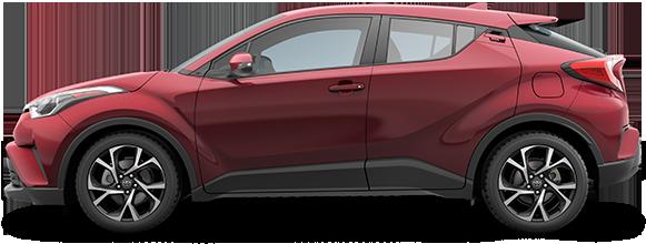 2018 Toyota C-HR SUV XLE